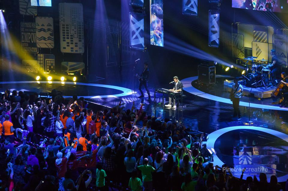 WE DAY VANCOUVER 2014