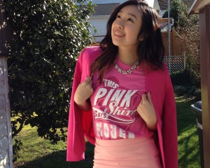 Stop Bullying I Pink Shirt Day