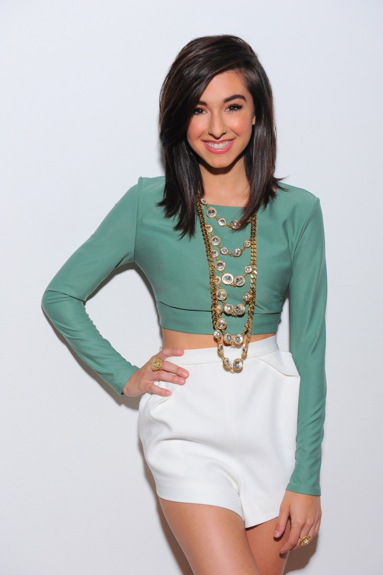 Interview with The Voice's Christina Grimmie Christina Grimmie