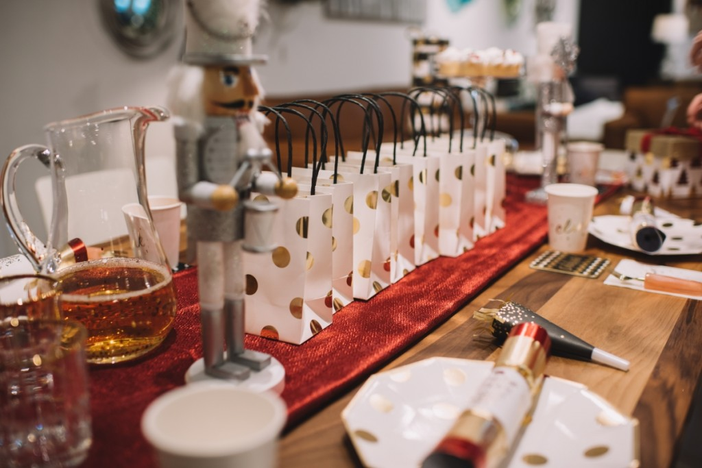 Holiday Party under a Budget