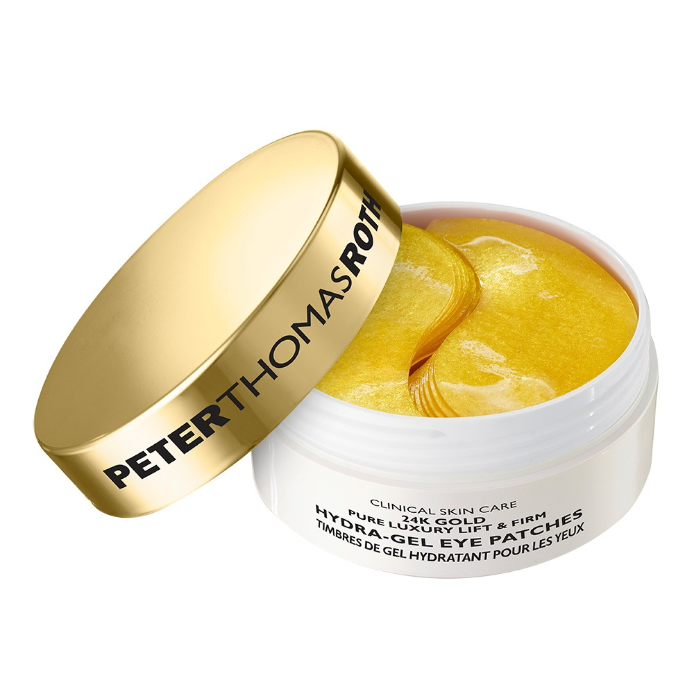 Peter Thomas Roth 24K Gold eye patches for eyebags and dark circles