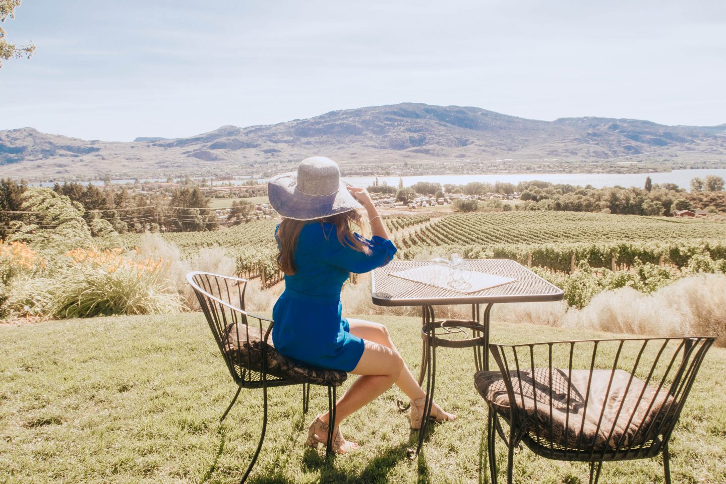 Local travel to Osoyoos, BC